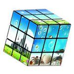 Custom 3x3 matrix Puzzle Cubes