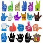 Custom Cheering Hand / NO.1 Fingers