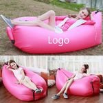 Custom Inflatable Air Beach Sofa Floating Bed