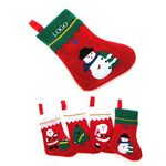 Custom Christmas Stockings & Holders