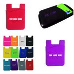 Custom Silicone Cell Phone Wallets