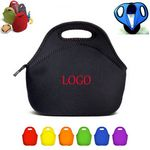 Custom Neoprene Gourmet Lunch Tote Cooler Bag