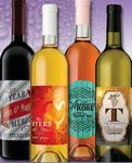 Custom Full Color Beer and Wine Bottle Labels