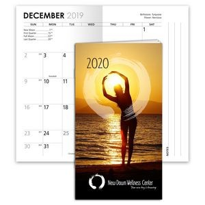 Special Offer! 2020 Pocket Planner with Full Color Cover