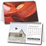 Custom Horizon Custom Tent Calendar