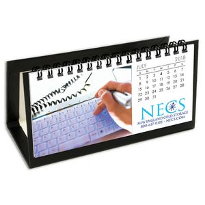 Hang 12 Custom Flip Calendar with Black Organizer Base