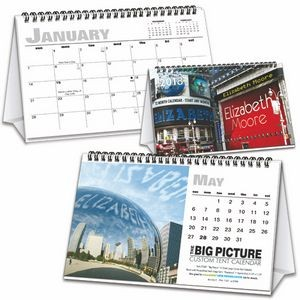 Big Picture Custom Tent Calendar