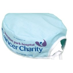 Fitted Surgical Muslin Cap