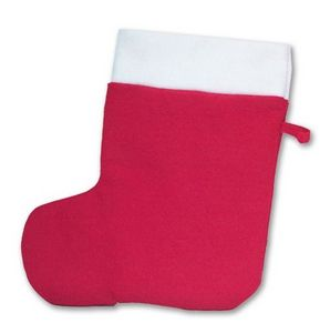 Custom Domestic Santa Stocking
