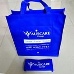 Custom Folding non woven shopping tote bags