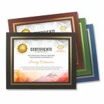 Custom Certificate Holder - Leatherette Frame