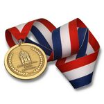 Custom Etched Medallion (2
