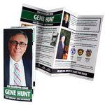 Custom Legal Size Acordian Fold Brochure (8 1/2