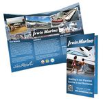 Custom Legal Size Tri-Fold Brochure (8 1/2