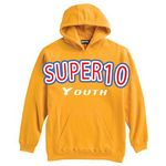 Custom Youth Super 10 Hoodie