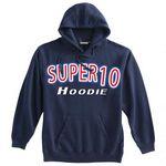 Custom Premium Super 10 Hoodie