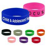 Custom Silicone Wristband -- 1