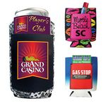 Custom Neoprene Can Cooler with Pocket