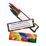 Custom Crayons 3 Pack