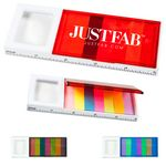 Custom Combination Sticky Note & Ruler & Magnifier