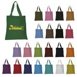 Custom Canvas Tote Bag -- Colored Bag