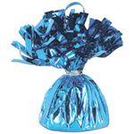 Custom Metallic Wrapped Balloon Weight