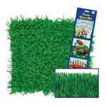 Custom Green Tissue Grass Mat