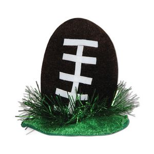 Custom Football Hair Clip