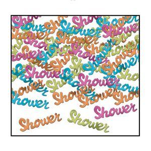 Custom Fanci Fetti Shower Confetti