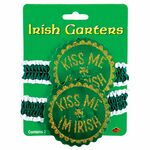 Custom Irish Garters