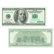 Custom Big Bucks Cutout $100 Bill