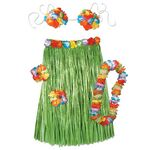 Custom Complete Adult Hula Outfit