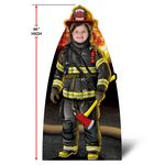 Custom Custom Child Size Fire Prevention Photo Prop