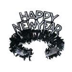 Custom Happy New Year Regal Tiara