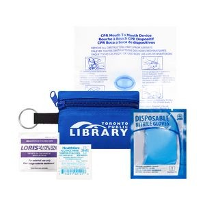 CPR Keychain Kit