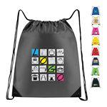 Custom All Purpose Drawstring Tote III Bag