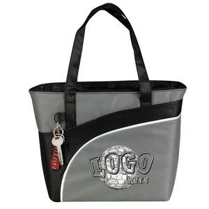 """eGreen"" 12-Pack Plus Cooler Tote"