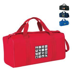 Economy Square Duffel Bag