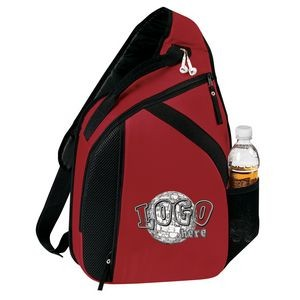 Cross Laptop Mono Strap Backpack