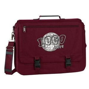 Expandable Briefcase w/ Quick Release Buckle