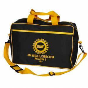 Custom Overnighter Attache Bag