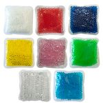 Custom Square Gel Beads Hot/ Cold Pack