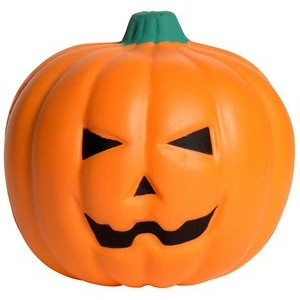 Jack O' Lantern Squeezies® Stress Reliever