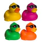 Custom Cool Rubber Duck