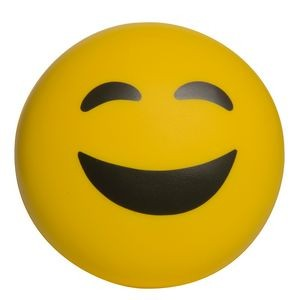 Emoji Happy Face Squeezies® Stress Reliever