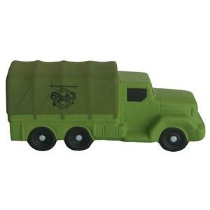 Military Transport Truck Squeezies® Stress Reliever