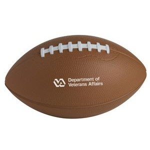 "Football Squeezies® Stress Reliever (6""x3.5"")"