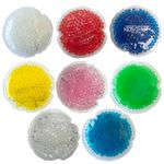 Custom Small Circle Gel Beads Hot/ Cold Pack