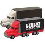 Custom Semi Truck Squeezies Stress Reliever