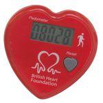 Custom Heart Pedometer